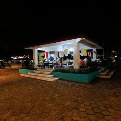 Defiende Ayuntamiento de Puerto Morelos proyecto de remodelación del parque aprobado por el Cabildo