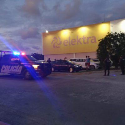 Reportan dos robos de joyas en Playa del Carmen