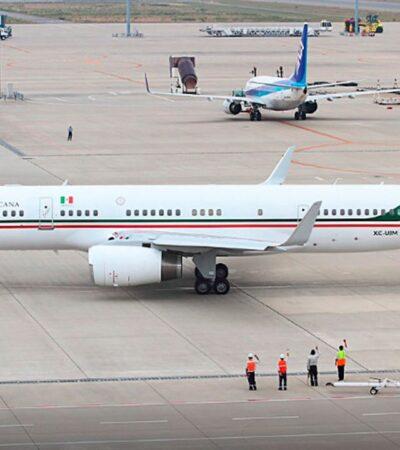 'Rifarían' avión presidencial mediante 6 millones de 'cachitos' a un costo de 500 pesos cada uno