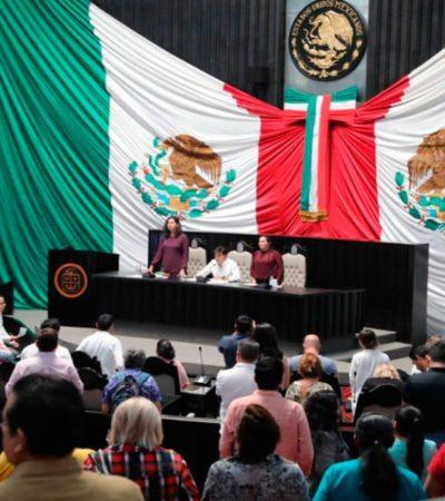 Aprueba la Jugocopo nombramientos en cinco áreas del Congreso de Quintana Roo