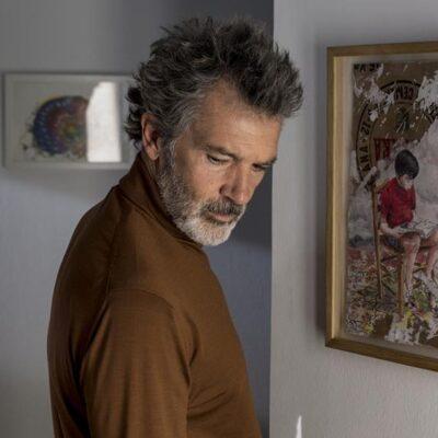 Gana Antonio Banderas el primer Goya de su carrera a mejor actor por 'Dolor y gloria' de Pedro Almodóvar