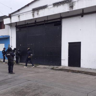 Recuperan las camionetas Land Rover robadas en Veracruz; además de otros vehículos de lujo