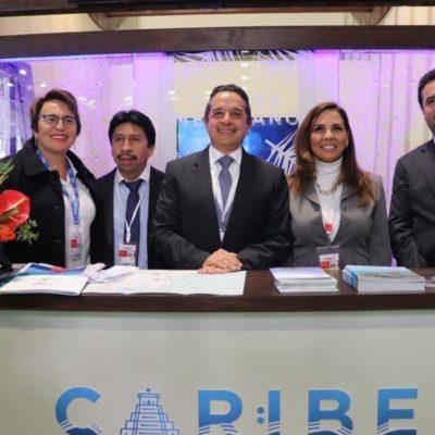 Promueven destinos de QR como un solo producto para ampliar fuerza turística, afirma Carlos Joaquín