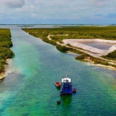 Implementarán medidas de prevención y compensación en el Canal de Zaragoza por posible afectación y daños por dragado, afirma SEMA