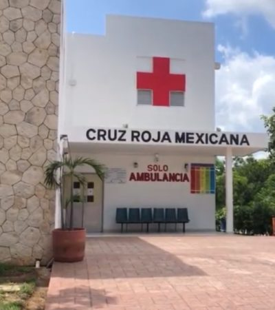 Abre Cruz Roja cursospara técnicos de urgencias en Playa del Carmen