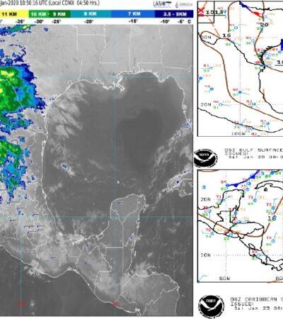 PRONÓSTICO DEL CLIMA: No habrá lluvias para Quintana Roo