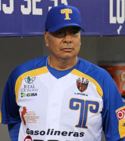 Vicente Palacio, nuevo  coach de picheo de Tigres