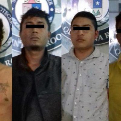 SEGUIMIENTO | Después de una persecución, capturan a cuatro presuntos sicarios señalados de cometer la ejecución de un motociclista en la Región 75