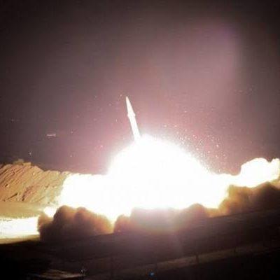 SE CALIENTA CONFLICTO EN ORIENTE MEDIO: Ataca Irán con misiles base aérea de EU en Irak