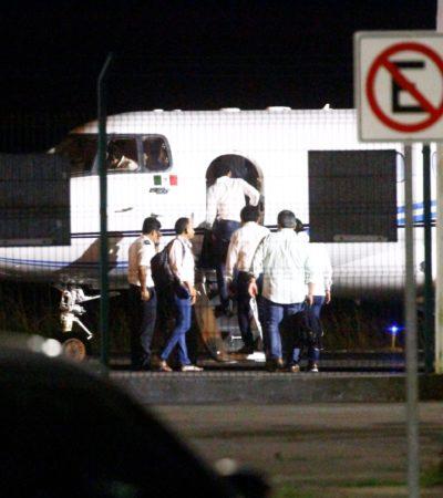 Llaman a Alito 'el señor de los vuelos' por afición a viajar en aviones privados