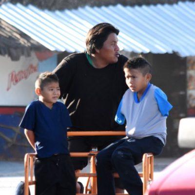 Llaman a tomar precauciones para evitar enfermedades respiratorias por frente frío no. 32 en Felipe Carrillo Puerto