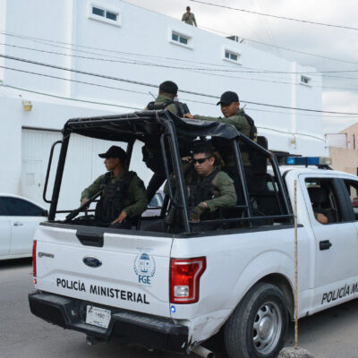 RUEDAN CABEZAS POR FUGA DE COLOMBIANO: Cesan a Fiscal de Narcomenudeo y están bajo investigación otros agentes ministeriales por el escape de Bryan 'Z' en Cancún