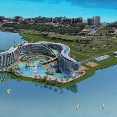LE TUMBAN MIL HABITACIONES AL GRAND ISLAND: Modifican plan original de uno de los proyectos de inversión presumidos por AMLO para Cancún