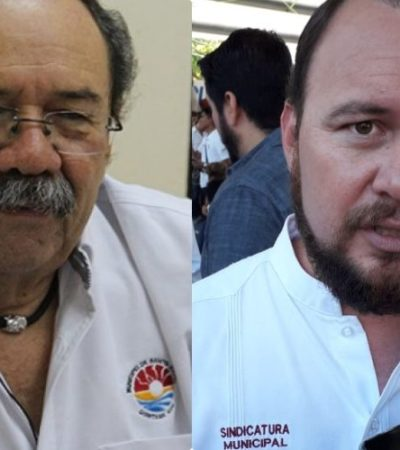 Defiende regidor morenista a los Heyden, padre e hijo, pese a posible conflicto de intereses en caso Hotel Riviera Cancún