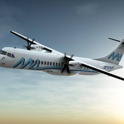 Anuncia Aeromar vuelo Mérida-Villahermosa-Tapachula-Tuxtla Gutierrez-Ixtepec y viceversa