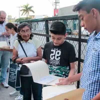 Anuncian periodo de inscripciones a secundarias en Yucatán, del 14 al 17 de febrero