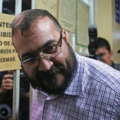DAN REVÉS A JAVIER DUARTE: Tras casi siete horas de audiencia, rechazan prisión domiciliaria para ex Gobernador de Veracruz