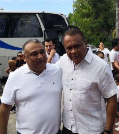 No descarta PRI alianza de facto con PAN, PRD u otros partidos de oposición a Morena en QR, anticipa Hendricks Díaz