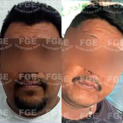 Logra FGE vinculación a proceso de cuatro imputados por robo en Playa del Carmen; dos eran policías ministeriales
