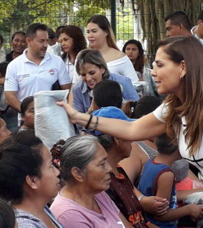 """Pide Mara Lezama """"que no se dañe al destino"""" con llamadas falsas y amenazas de balaceras en escuelas"""