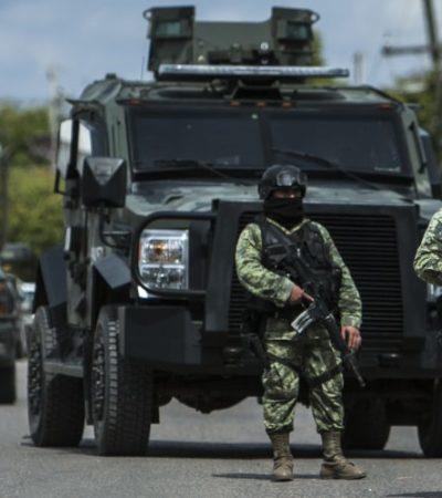 Emboscan a militares en Tamaulipas y fallan… el saldo es de 11 civiles armados muertos