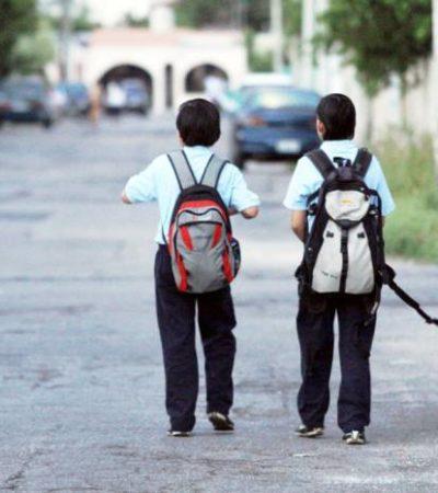 Propone diputada de BCS que alumnos no lleven mochila a la escuela, tras tiroteo en Torreón