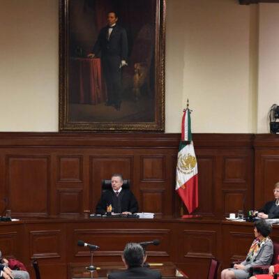 Invalida la Corte obligatoriedad de 'antecedentes no penales' y 'ser mexicano de nacimiento'
