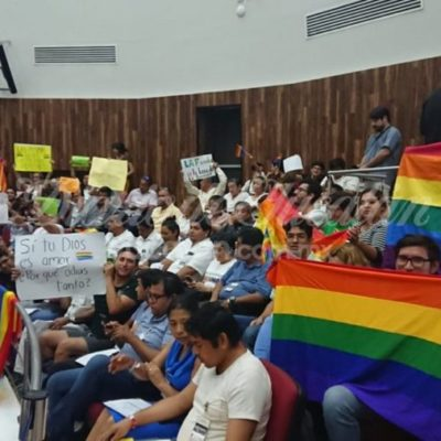 Reconoce Tribunal del Poder Judicial de Yucatán discriminación contra parejas del mismo sexo