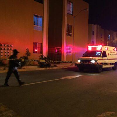 En una riña, atacan a balazos a una persona en la Región 249 de Cancún