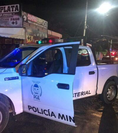 Detienen a dos sujetos armados con documentos falsos en la zona de 'El Crucero'