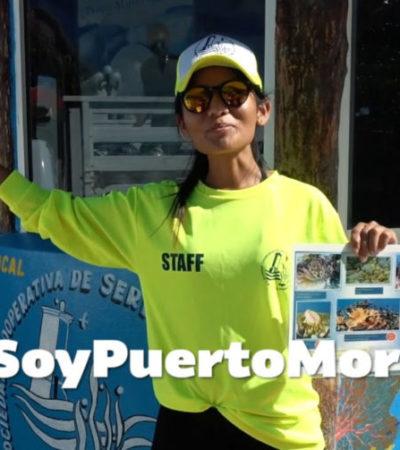 """Lanzan la campaña """"Yo soy Puerto Morelos"""" como parte del cuarto aniversario de la fundación del municipio"""