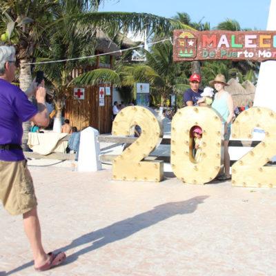 EXITOSO CIERRE DE AÑO: Culmina Puerto Morelos el 2019 con cerca de un millón de visitantes