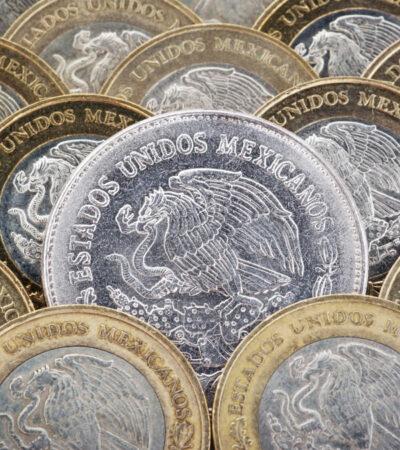 Se aprecia el peso hasta en 1.4 por ciento, aunque se mantienen los riesgos de volatilidad