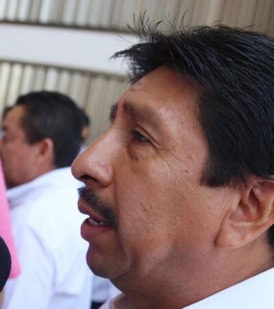 Aclara Víctor Mas que los cambios de uso de suelo en Tulum se volverán a estudiar