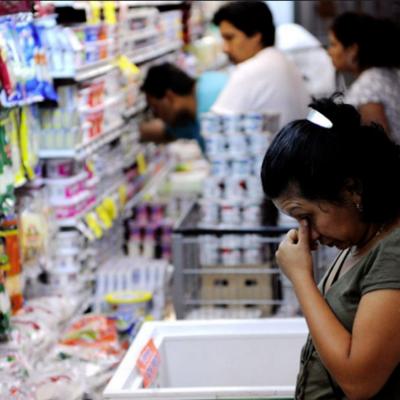 Registran inflación más alta en 6 meses