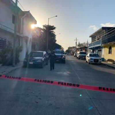 TRÁGICO FIN DE SAN VALENTÍN EN PLAYA: Después de discutir con su esposa, un joven de 27 años se suicida en la colonia Colosio