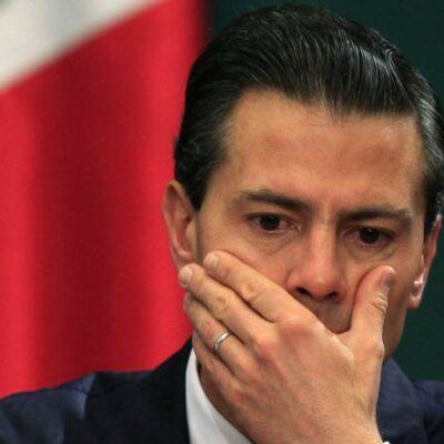 Filtran supuesta investigación a Peña Nieto por caso Lozoya; WSJ cita a funcionario judicial mexicano