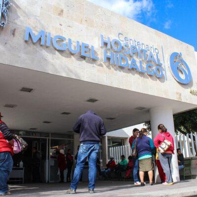 Mandan 'a la chingada' a paciente en hospital de Aguascalientes… por ser 'foráneo'