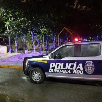 ACTUALIZACIÓN | NOCHE VIOLENTA EN CANCÚN: Cierra el miércoles con cuatro ejecutados y dos heridos por ataques a balazos