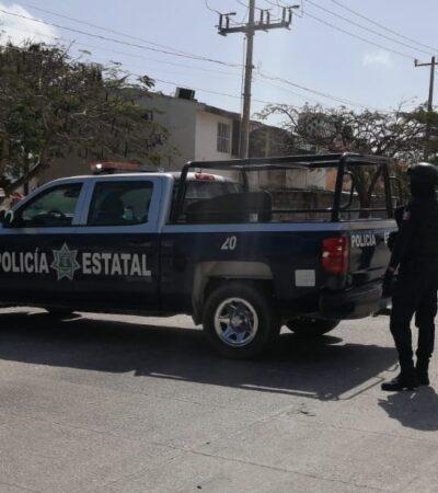 ATAQUE A BALAZOS EN LA REGIÓN 237: Saldo de dos hombres y una mujer heridos en lavadero de autos en Cancún
