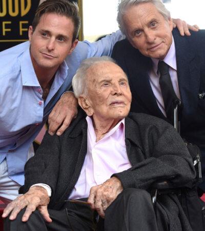 ADIOS A UNA LEYENDA: Muere el legendario actor Kirk Douglas a los 103 años