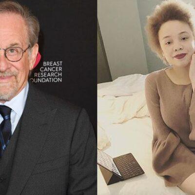 Preocupa a Spielberg carrera de hija que anunció que se dedicaría al cine porno