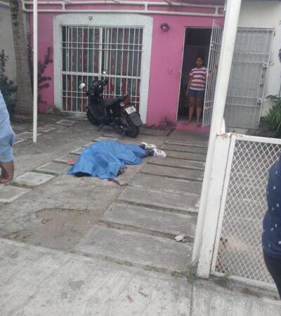 EJECUTAN A UN MENOR EN CANCÚN: Matan de un balazo a un joven de 16 años en Haciendas del Caribe