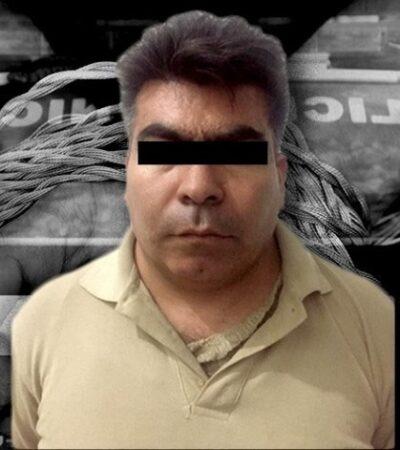Detienen a director de Seguridad Pública por su presunta participación en un secuestro