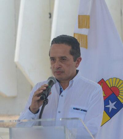 NINGÚN ESTADO ES IGUAL A OTRO: No rechaza Gobernador adherirse al Insabi cuando se logren acuerdos sobre aportaciones de recursos en base a las particularidades de Quintana Roo