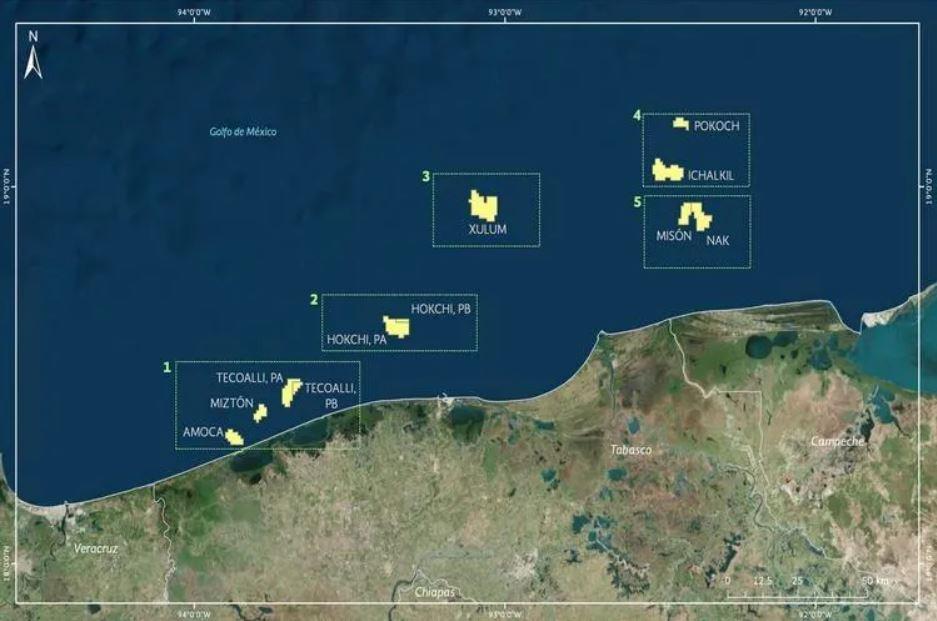 Halla compañía de origen italiano pozo de aceite ligero en Cuenca del Sureste