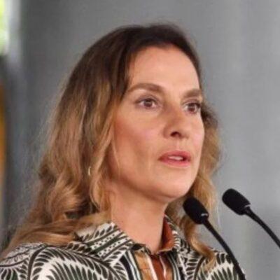 Se suma Beatriz Gutiérrez a la convocatoria del paro nacional de mujeres el próximo 9 de marzo