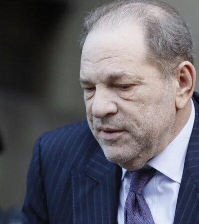 Declaran culpable a Harvey Weinstein de abuso sexual y violación; enfrenta pena máxima de 25 años