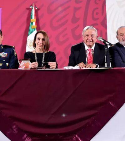 Perredista denuncia a AMLO ante la FGR por presunta 'extorsión' a empresarios en la 'cena del moche'