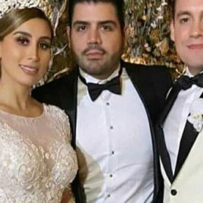 Dan a conocer la boda de Gisselle Guzmán, hija de El Chapo, celebrada en la Catedral de Culiacán